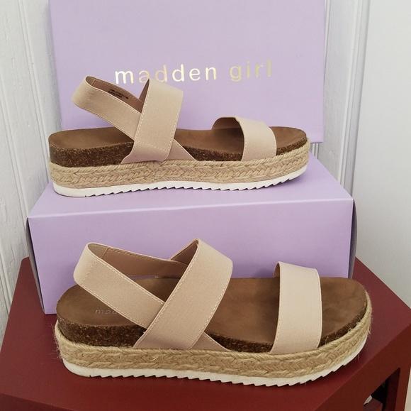 Sale Espadrille Platform Sandals   Poshmark